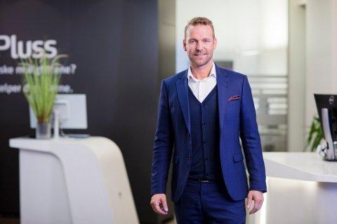 TIDLIGERE KONSERNSJEF: Petter Høiseth sluttet overraskende i jobben som konsernsjef for Sparebanken Nord-Norge, under ett år etter tiltredelse.