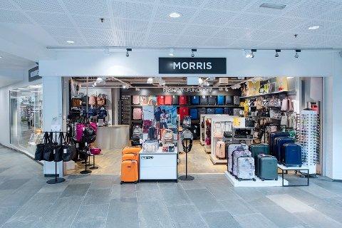 I TRØBBEL: Eieren til koffertbutikkene Morris er i økonomiske vanskeligheter.