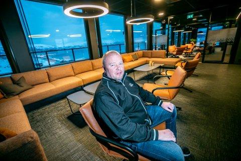 BRANSJE: - Vi ansetter flere. Tromsø har vært dødt lenge, og vi har aktivitet andre steder, sier Rune Madsen.