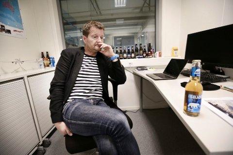 SLUTTER: Harald Bredrup slutter som Mack-sjef