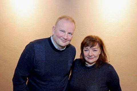 TESTPILOTER: Bård Hall og Trude Nergård Nilssen er gründere av teknologiselskapet Literate. Testen som avdekker risiko for dysleksi kan gi mange barn en bedre fremtid og spare samfunnet for store ressurser.