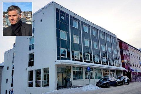 """OPPKJØP: """"Kokkeskolen"""" i Tromsø sentrum."""