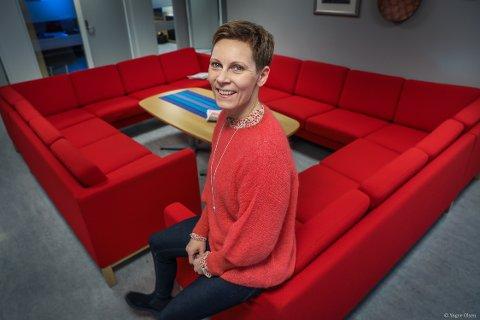 LEDIGHETEN: - Arbeidsmarkedet har aldri vært bedre, sier direktør Grete Kristoffersen i NAV Troms og Finnmark.