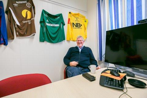 KONSERNSJEF: Hans Kristian Seterlund (66) leder en av de raskest voksende - og samtidig største - bedriftene i Nord-Norge. Consto en av få nordnorske bedrifter som kan vise til milliardomsetning i løpet av en tiårsperiode.