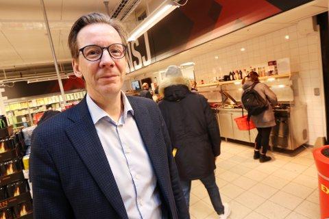 REKORD: Yngve Haldorsen er sjef i Coop Nord, en av landsdelens største virksomheter med over tusen ansatte.