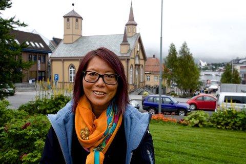 VIL HA HANDLING: Målfrid Baik, regiondirektør i NHO Arktis.