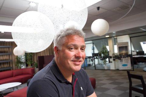 Tord Ueland Kolstad og hans selskap T Kolstad Eiendom AS var svært interessert i å kjøpe Helgeland Invest, men måtte gi tapt mot Bjørn Rune Gjelsten og Gjelsten Holding,
