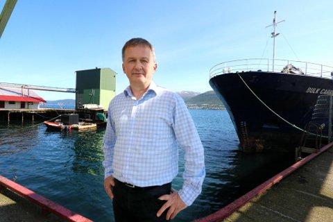 GÅR MOT RETTSAK: Jens-Petter Jøstensen, direktør ved Trofi.