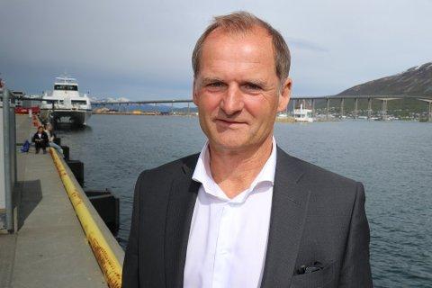 Havnedirektør Jørn-Even Hanssen.