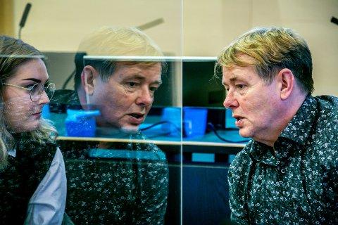 USAKLIG AVSKJED: Arne Kjell Johansen mener avskjeden av ham fra jobben som leder i Tromsø kommune er usaklig. Saken går for retten i Nord-Troms tingrett.
