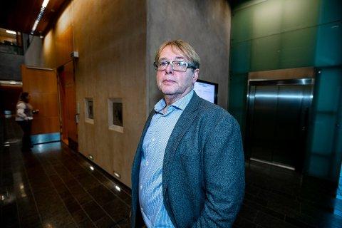 ENIGE: Arne Kjell Johansen (bildet) og Tromsø kommune har inngått forlik.