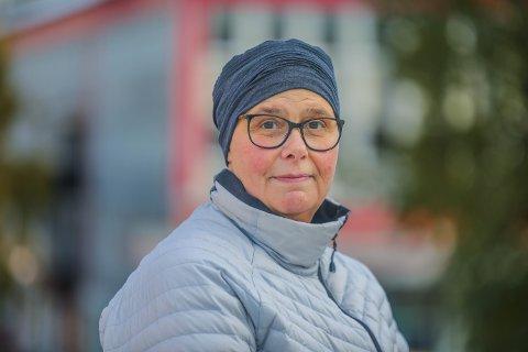VITNET: Torsdag vitnet Jorunn Mikalsen i rettssaken.