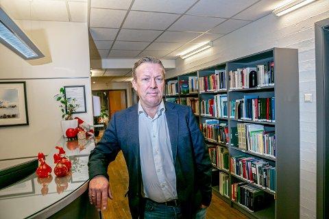 VIL STOPPE KONKURSRYTTERE: Bostyrer Roar Bårdlund skulle ønske de kunne stoppe næringsaktører fra andre europeiske land som stikker fra store krav i Norge.