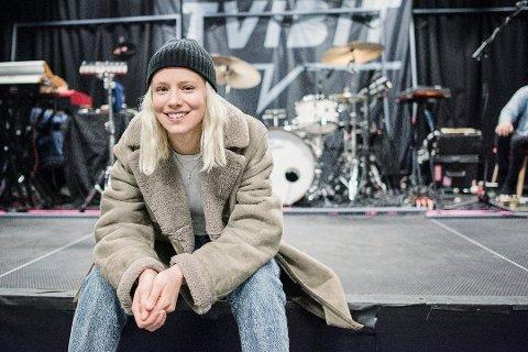 DAGNY: Artisten fra Tromsø er blant artistene fra byen som virkelig sørger for klingende mynt i lomma.
