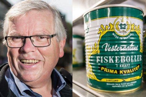 INVESTERTE: Eivind Simonsen investerte gevinst i fiskeboller - med mer.