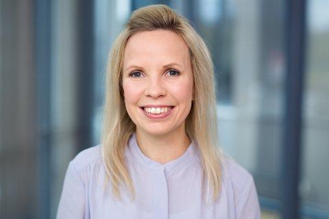MANGE MISFORSTÅR REGLENE:Forretningsadvokat og Tromsø-kvinnen Stine Lettrem leder fra sitt hjemmekontor i Tromsø nå en arbeidsrettsgruppe i KPMG nasjonalt.