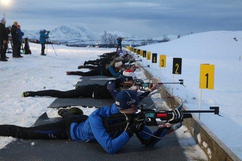 DYRT: Ski- og skiskytterstadion ble rundt 50 millioner kroner dyrere enn planlagt.
