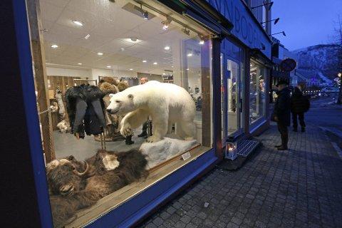 KONKURS: Butikken i Tromsø er konkurs. Gjelda er på 1,1 millioner kroner.