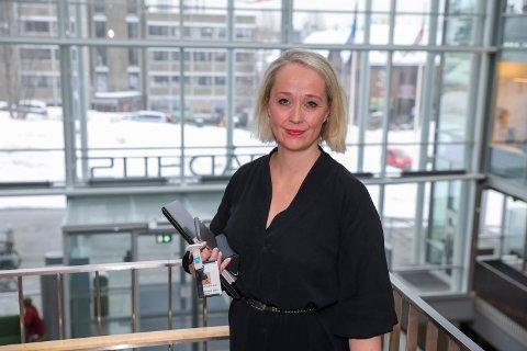 Mari Enoksen Hult er konstituert kommunedirektør i Tromsø.