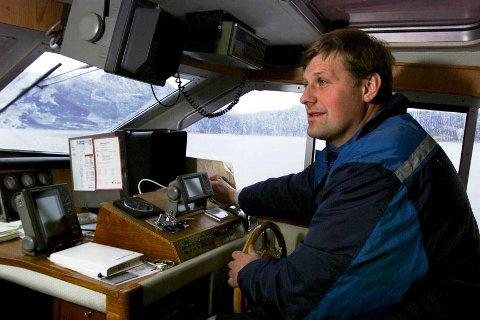 HOLDER STENGT:Ketil Voll i Sommarøy Sea Family sier de ikke kan risikere å bringe smitte inn i lokalsamfunnet.