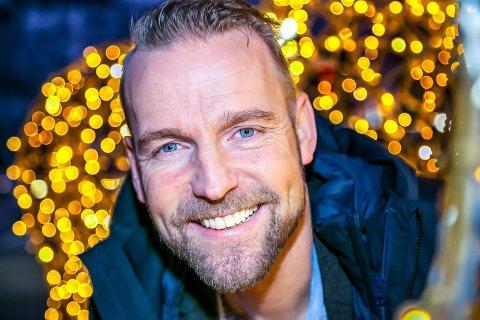 GLEDER SEG: Petter Høiseth er fra mandag konsernadvokat i Amedia - og han gleder seg til nyjobben.