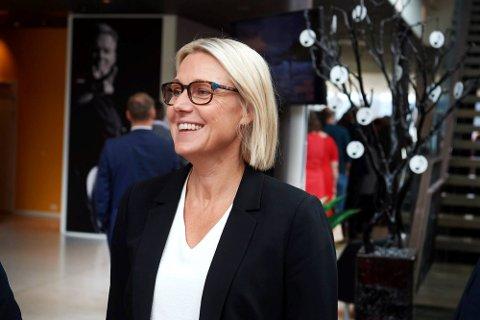 NY JOBB: Anne Marit Mevassvik blir fra nyttår fylkessjef for kultur og folkehelse i Trøndelag fylkeskommune.