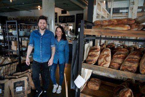 Tredje Famille-satsing: Rune Kristian og Katrine Elnan åpner sin tredje Famille-restaurant i november 2022. Det skjer i Stjørdal.