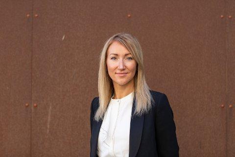 OPPGITT: Ann Iren Holm Rise likte ikke tildelingene til sjøtransport fra regjeringen onsdag.