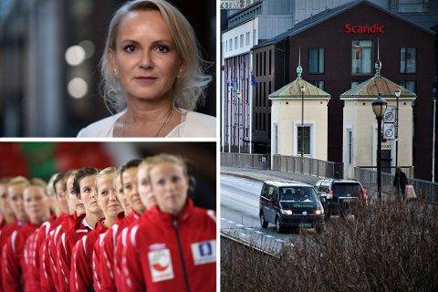 Trondheim får ikke være en del av årets EM i håndball for kvinner. Det er inntekter som faller bort for hele næringslivet i byen.
