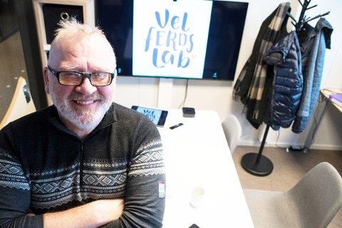 FIKK IN-STØTTE: For daglig leder Snorre Tørriseng og de andre ansatte i edtech-bedriften Learning Moment Technologies traff koronapandemien hardt og brutalt. Bedriften er en av rekordmange som har fått støtte fra Innovasjon Norge for å holde innovasjonsarbeidet gående i krisetider.