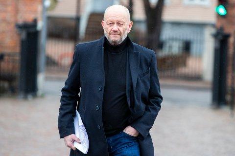 KREVER UNNTAK: Norsk Industris administrerende direktør Stein Lier-Hansen mener grensestengingen må følges opp med mer fleksible rotasjonsordninger og arbeidstidsbestemmelser i industrien.
