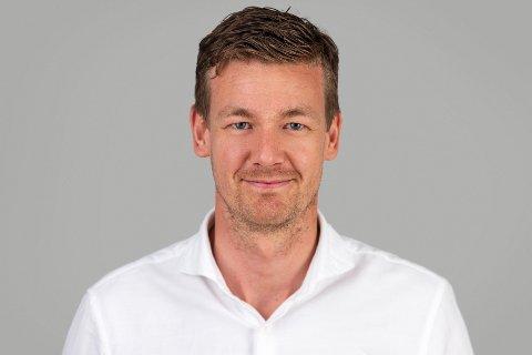 Arne Reinertsen, direktør i E.A. Smith
