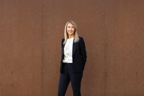 Ann Iren Holm Rise Kysthavnalliansen