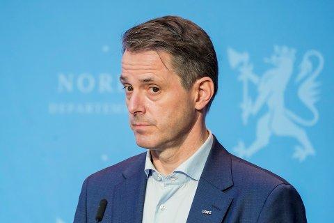 Administrerende direktør i Virke Ivar Horneland Kristensen.