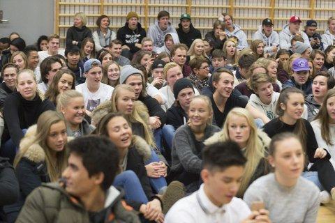 DROPOUT: For mange ungdommer velger å slutte i den videregående skolen. Verst er det i Gjøvikregionen. Illustrasjonsfoto.