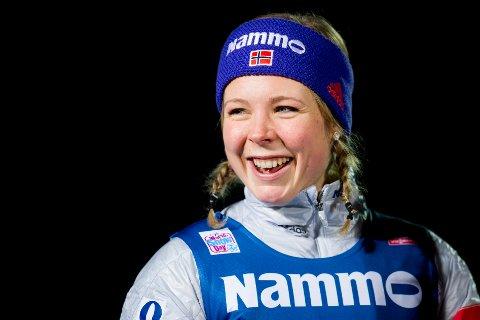 Andreplassen fra første omgang ble for tøff å forsvare for Maren Lundby søndag.