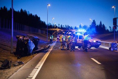 113 DØDSULYKKER I OPPLAND: i perioden 2013 - 2017 omkom 113 mennesker i trafikken. Ulykkene er spredt utover hele vegnettet og er derfor en utfordring for trafikksikkerhetsbildet.