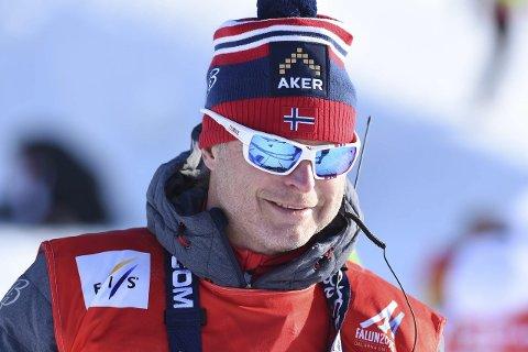 Tidligere langrennssjef Åge Skinstad vil etter alt å dømme bli å se på Europsport i løpet av sesongen. Arkivbilde