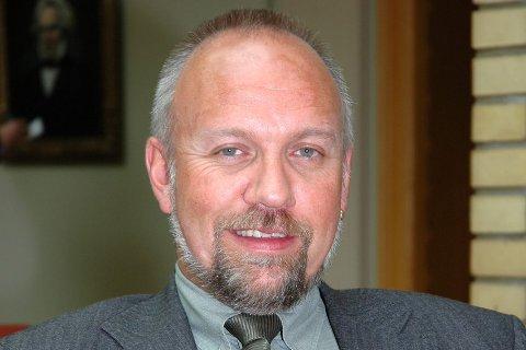 LISTETOPP: Morten Ørsal Johansen (Frp). arkivbilde