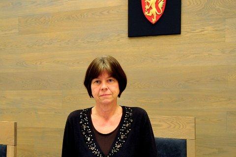 ADMINISTRATOR: Tingrettsdommer Helle Rolstad. Arkivbilde