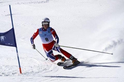 Ådne Kristenstuen: Landingen Ådne Kristenstuen ble nummer tre i lørdagens sprint i norgescupen i Telemark.