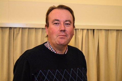 Ola Løvstad, leder av hovedutvalget for helse, omsorg og velferd i Østre Toten.
