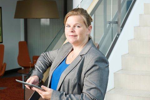 Peggy Sandbakken Heie er ansatt som ny administrerende direktør i NorSIS.