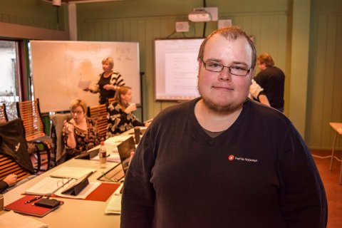 Tor Gaute Lien (Frp) stilte spørsmål til rådmannen om Østre Toten kommunes seniorpolitikk.