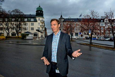 Rådmann Magnus Mathisen