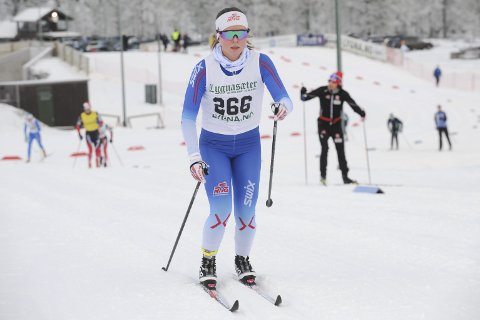 SEIER: Susann Sagstuen vant Gåsburennet p åHedemarken 3. juledag.