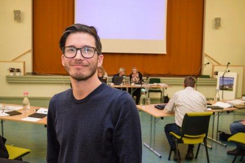 Kommunestyrerepresentant Sigurd Dyste (V) stemte nei i barnehagesaken han har kjempet for som foreldrerepresentant.