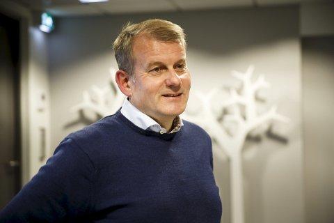Stolt: Erik Røste blir varm om hjertet når han tenker all den frivillige innsatsen som legges ned i Ski-Norge. arkivbilde