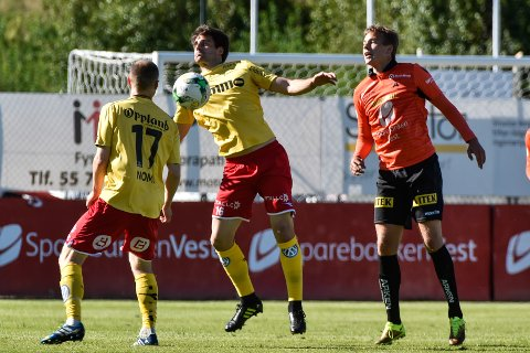 Raufoss holder 1-1 til pause i Bergen.