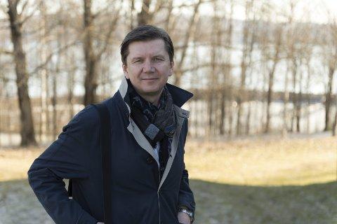 UTFORDRER: Christian Hedløv Engh, direktør for Innovasjon Innlandet